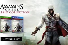 Assassin's Creed The Ezio Collection ya es oficial