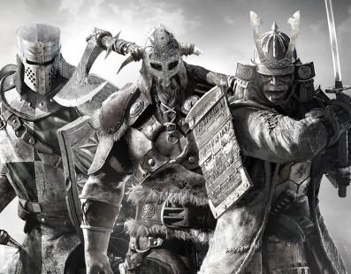 For Honor presenta a sus personajes en tres traílers