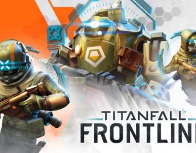 Titanfall Frontline, el juego de cartas para iOS y Android de Titanfall