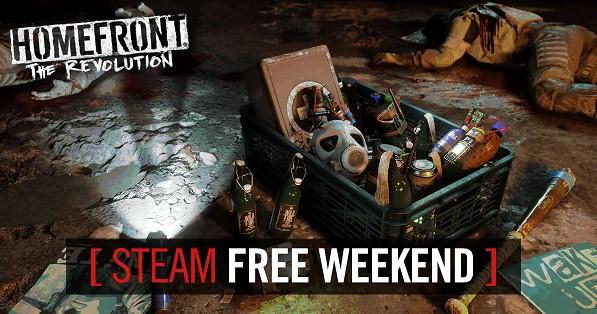Fin de semana de juego gratuito en Steam de Homefront The Revolution