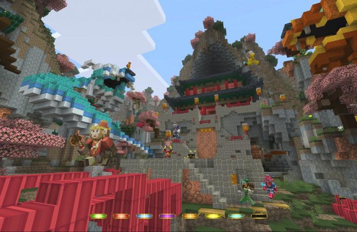 El nuevo pack de Minecraft está ambientado en China