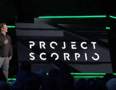 Desde Microsoft insisten: Project Scorpio no tendrá juegos exclusivos
