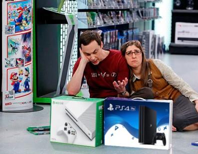 Continúa la trifulca – Sony critica la actitud de Microsoft de sus ataques a PlayStation 4 Pro