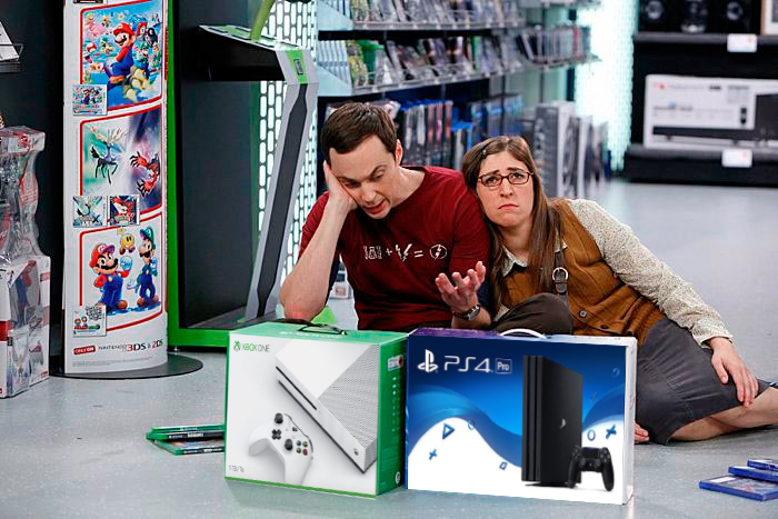 PlayStation 4 Pro, Project Scorpio y la guerra entre ambas plataformas