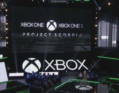 Microsoft saca pecho y dice que Project Scorpio es mejor que PS4 Pro