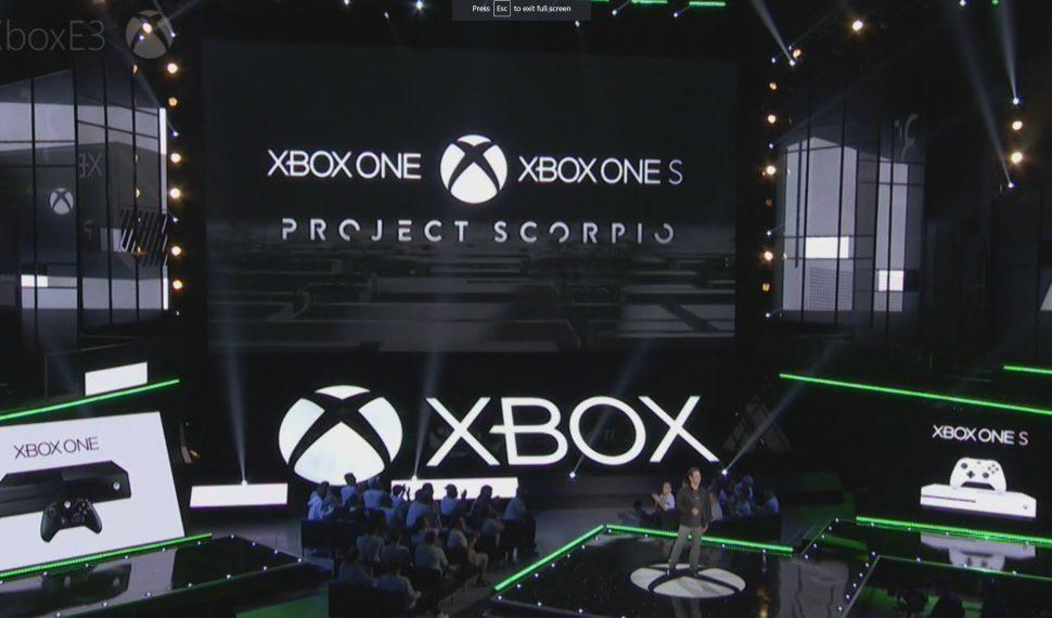 """El máximo responsable de la saga Halo: """"Scorpio es más potente de lo que esperaba"""""""
