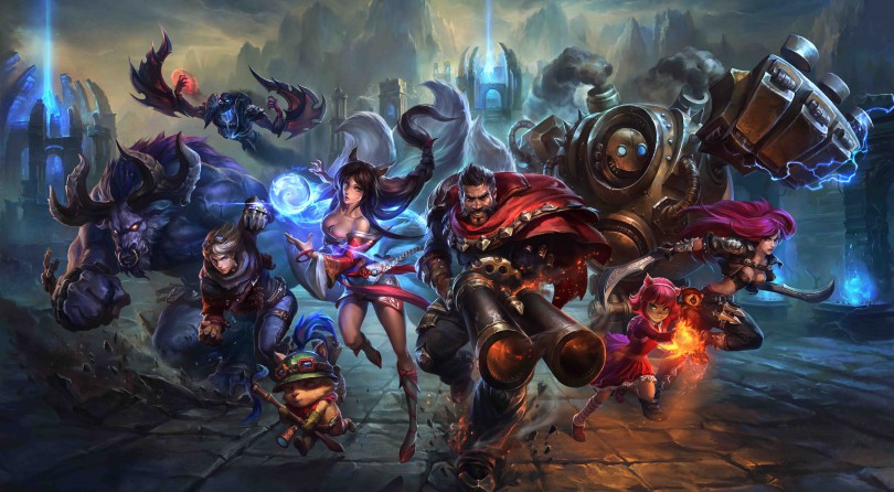 Riot publica el parche 7.1 de League of Legends