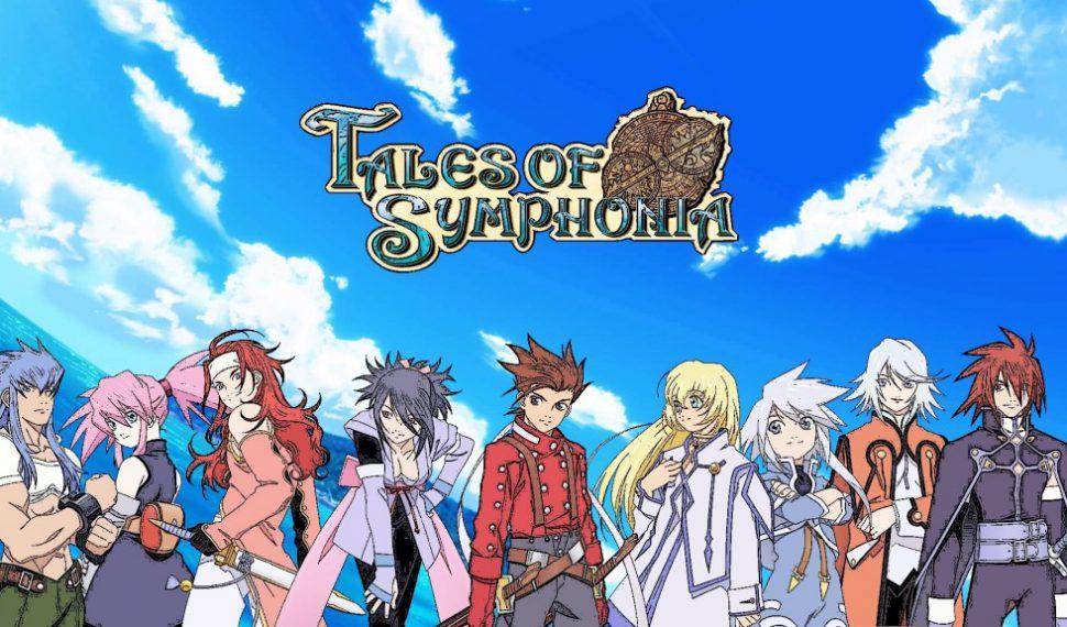 Tales of Symphonia HD ya está en resolución 4K