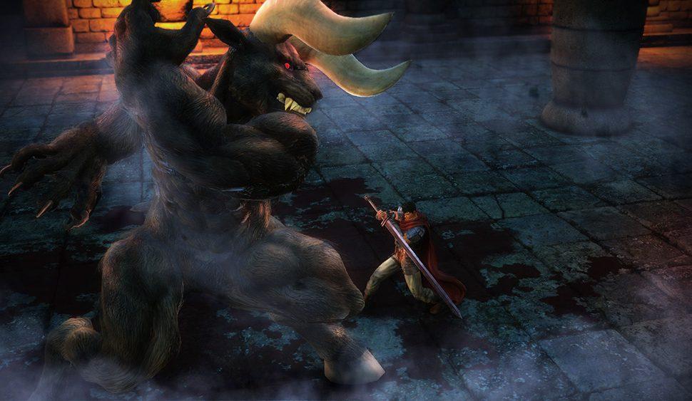 Zodd será personaje jugable en Berserk