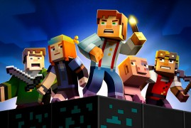 El primer episodio de Minecraft: Story Mode disponible de forma gratuita