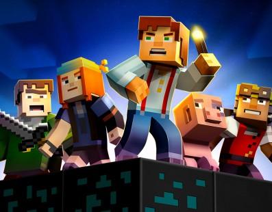 El primer episodio de Minecraft: Story Mode disponible de forma gratuita