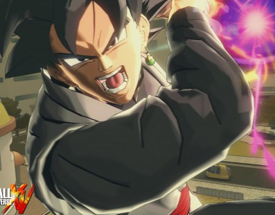 En Dragon Ball Xenoverse 2 podremos elegir a Black Goku