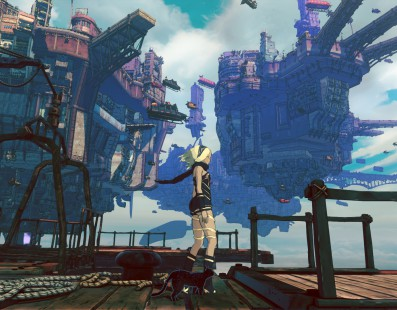 Gravity Rush 2 se retrasa a 2017