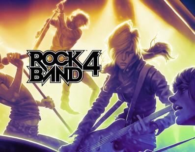 Nuevas canciones llegan a Rock Band 4 junto con su expansión