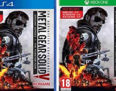 Metal Gear Solid V: The Definitive Experience – tráiler de lanzamiento