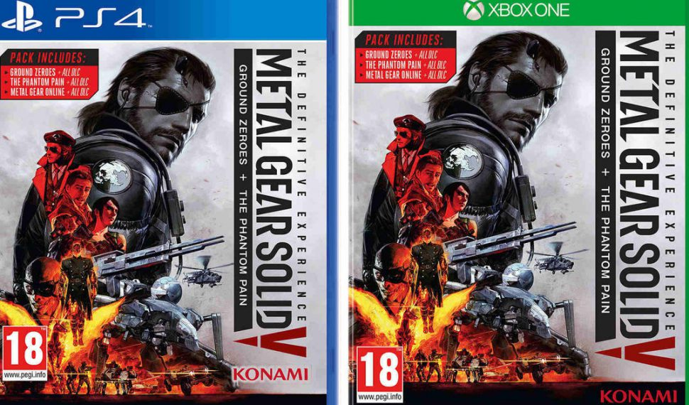 Metal Gear Solid V: The Definitive Experience – tráiler de lanzamiento