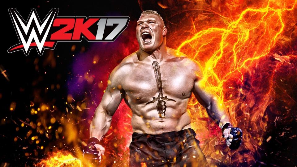 WWE 2K17 presenta su tráiler de lanzamiento