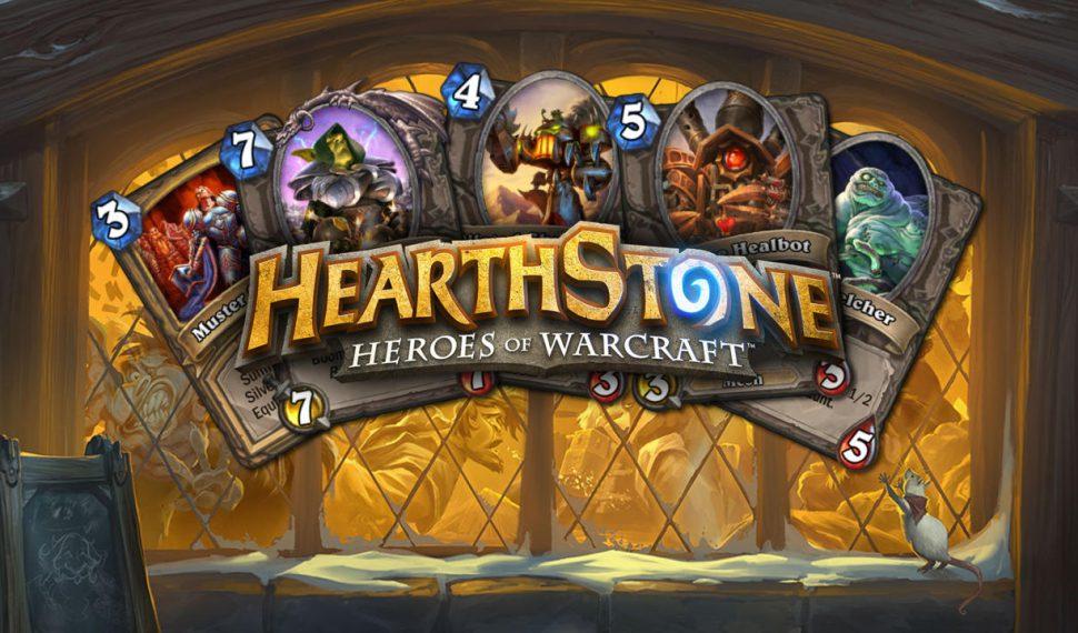 La nueva aventura de Hearthstone podrá estará ambientada en Gadgetzan