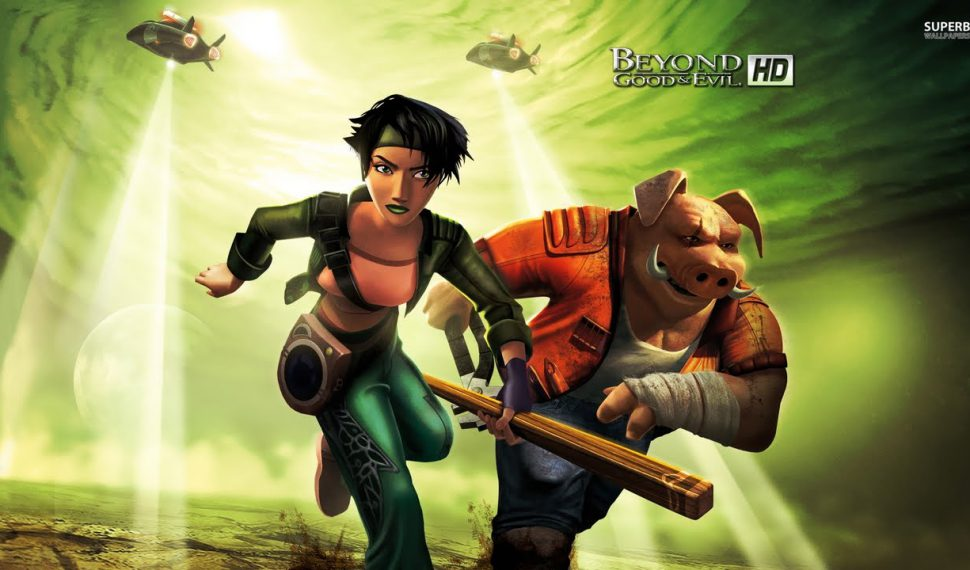 Beyond Good & Evil estará gratis en PC