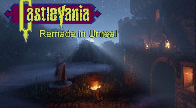 Ya hay demo del primer Castlevania con el motor Unreal Engine 4
