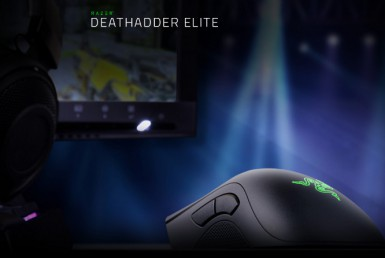 Ratón gaming Razer Deathadder Elite