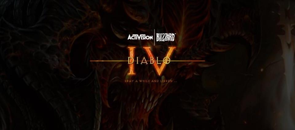 Diablo 4 podría ser la gran sorpresa de Blizzard