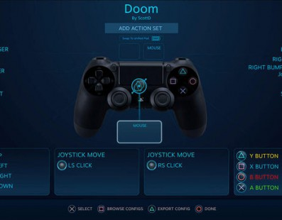 [CONFIRMADO] Steam tendrá soporte nativo para DualShock 4