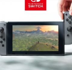 Nintendo NX será Nintendo Switch