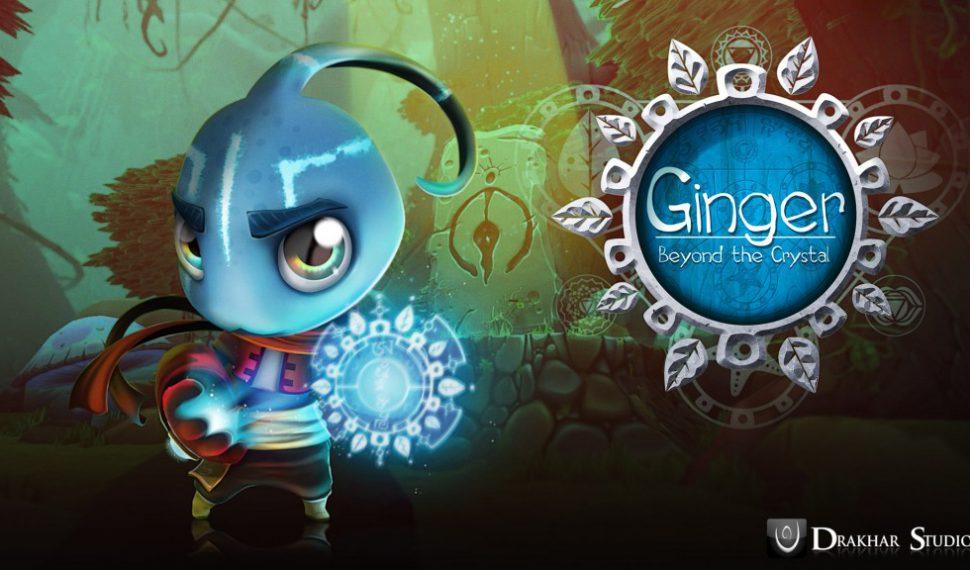 Ginger: Beyond the Crystal disponible el 25 de Octubre