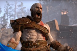 God of War A New Beginning no estará en la PlayStation Experience de diciembre