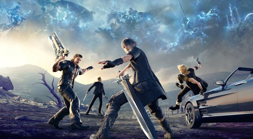 El 'glitch' de Final Fantasy XV que permite la exploración de nuevas zonas dentro del juego