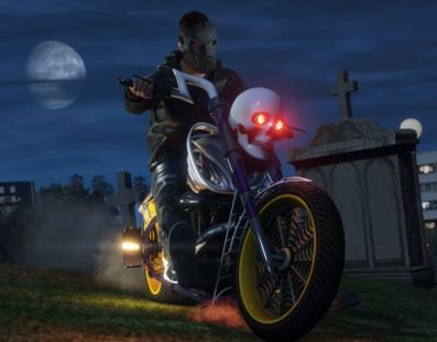 El evento de Halloween de GTA empieza el 28 de octubre
