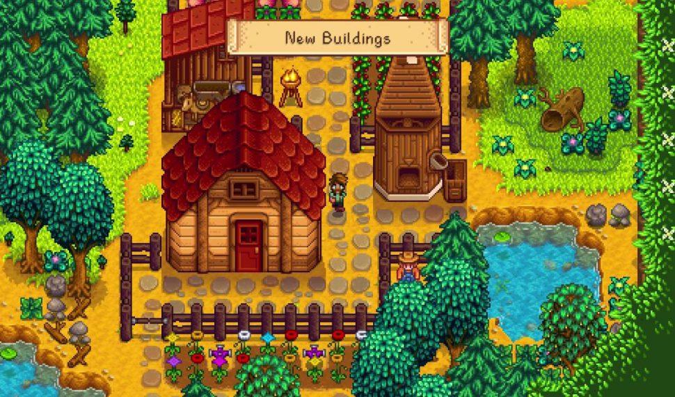 La actualización 1.1 de Stardew Valley ya está disponible en Steam