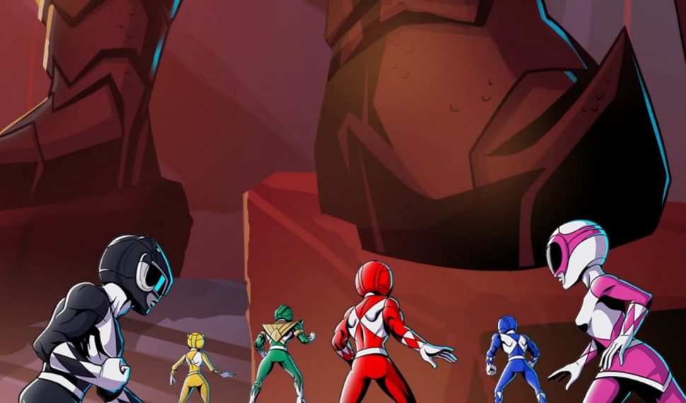 Anunciado Mighty Morphin Power Rangers: Mega Battle