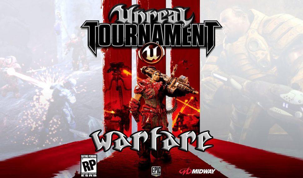 ¿Sabías que… Gears of War surgió de un título llamado Warfare?