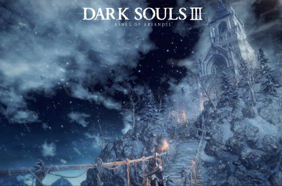 Bienvenido al mundo de Dark Souls III: Ashes of Ariandel