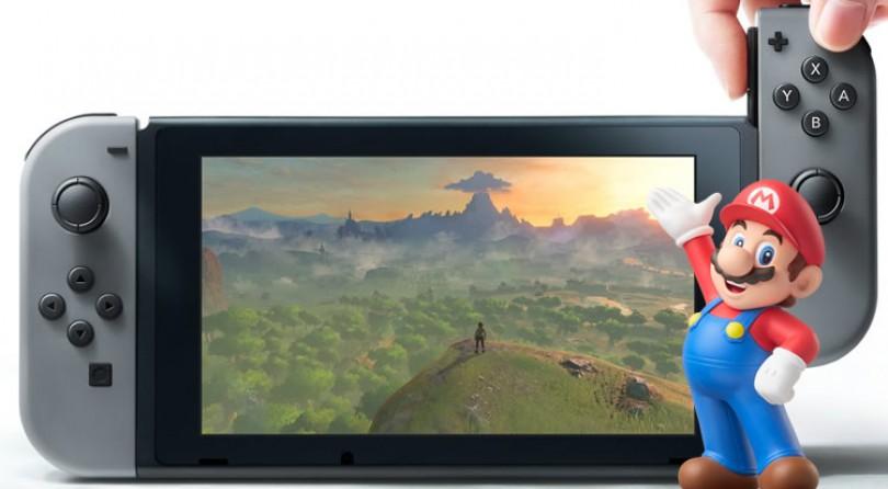 Nintendo Switch desvelará muchos de los secretos de su lanzamiento en un directo