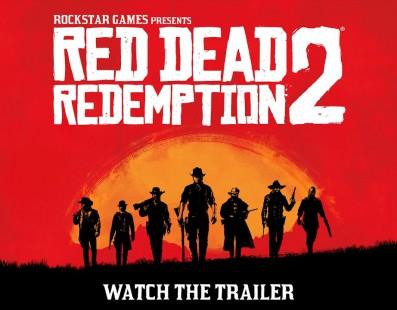 No te pierdas el primer tráiler de Red Dead Redemption 2