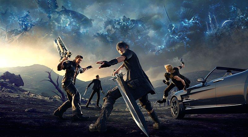 Hajime Tabata desvela los tres vínculos de Noctis, protagonista de Final Fantasy XV