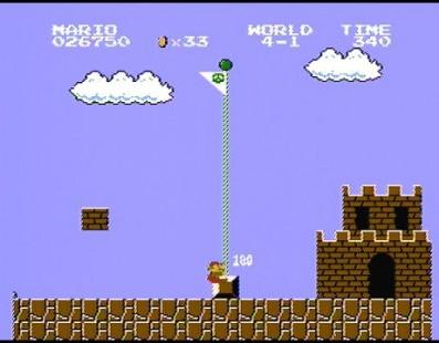 Record de Super Mario Bros superado