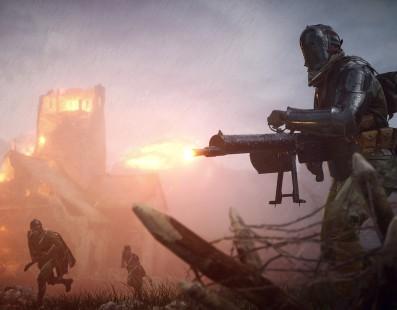 Se muestra la campaña en solitario de Battlefield 1