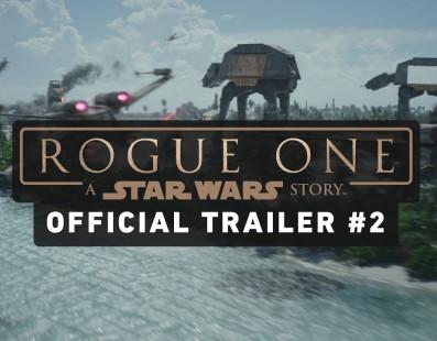 Sale a la luz el último tráiler de Rogue One: Una Historia de Star Wars