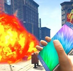 Samsung retira de YouTube el video que mostraba móviles de su marca explotando en GTA V