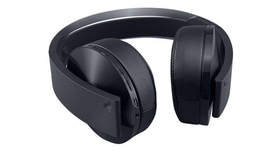 El nuevo headset inalámbrico de lujo para PS4 de SONY se retrasa hasta Enero