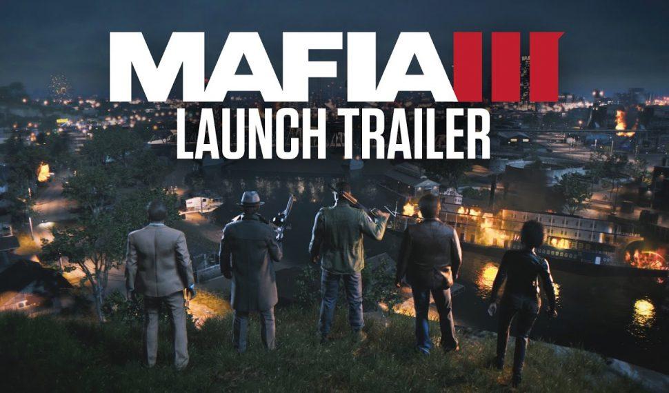 Tráiler de lanzamiento de Mafia III