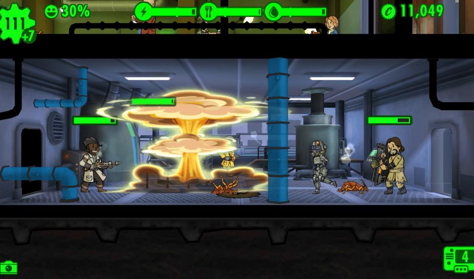 Se actualiza Fallout Shelter a la versión 1.8