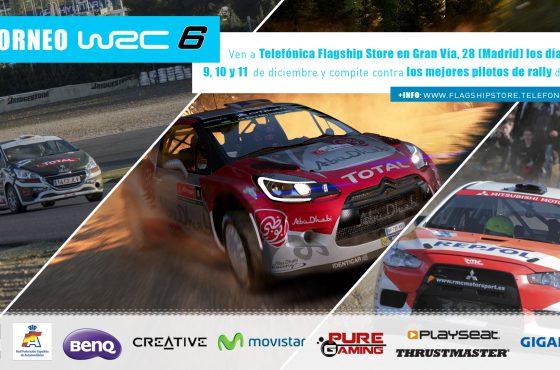 Torneo WRC 6 ¡No te lo pierdas!