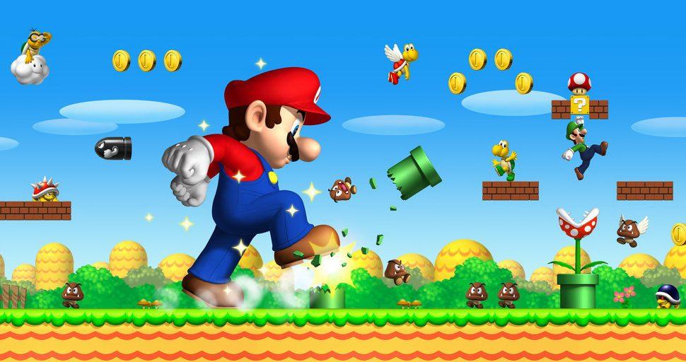 Nintendo Switch se lanzará con Splatoon y un nuevo Super Mario
