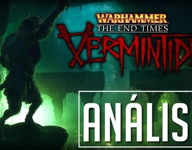 Análisis Warhammer: End Times – Vermintide