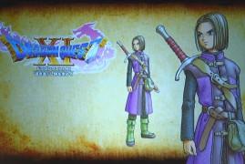 Habrá novedades de Dragon Quest XI en la Jump Festa 2017